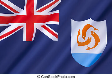 vlag, anguilla
