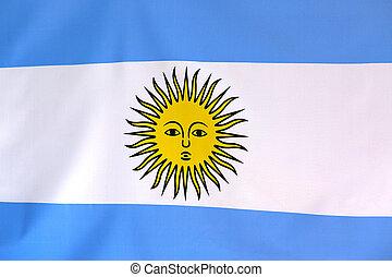 vlag, argentinië