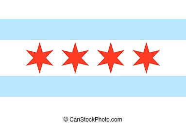 vlag, chicago