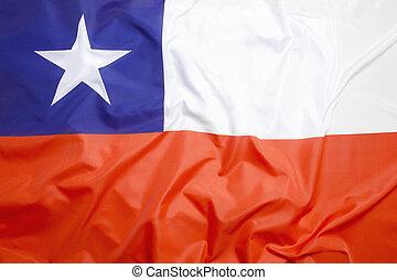 vlag, chili