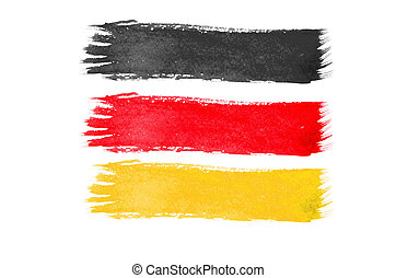 vlag, duitsland