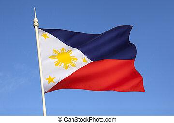 vlag, filippijnen