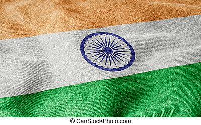 vlag, india