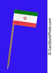vlag, iran