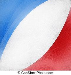 vlag, italië, retro, achtergrond
