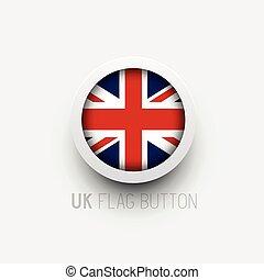 vlag, knoop, uk