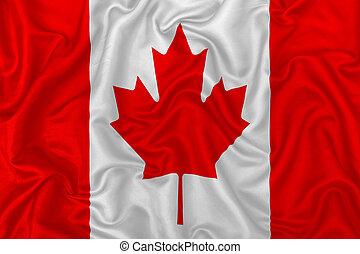 vlag, land, canada