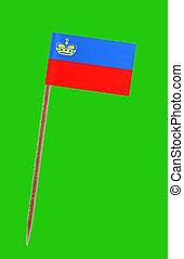 vlag, liechtenstein