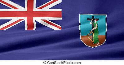 vlag, montserrat