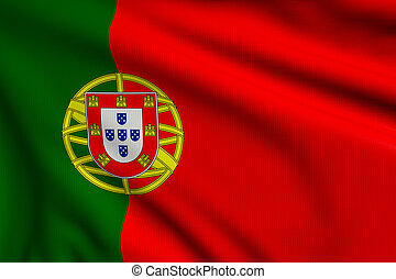 vlag, portugal