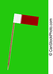 vlag, quatar