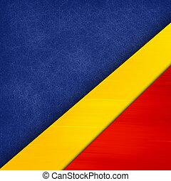 vlag, roemenië