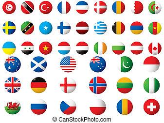 vlaječka, společnost