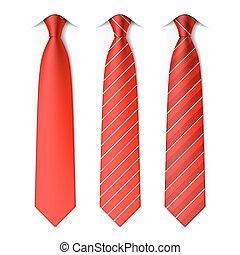 vlakte, gestreepte , rood, banden