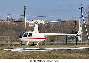 vliegen, 1, r44, helikopter, robinson, raaf