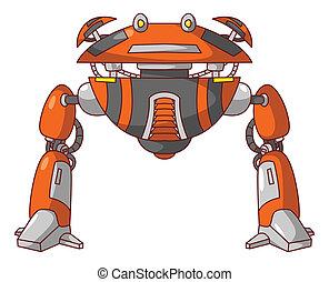 vliegen, robot