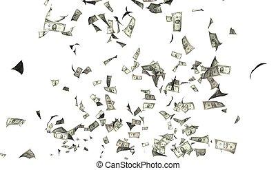 vliegend geld