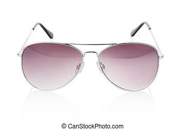 vliegenier, zonnebrillen