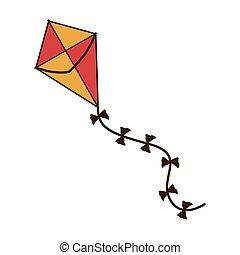 vlieger, speelbal, ontwerp