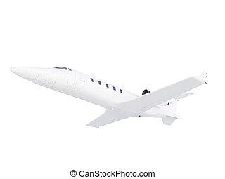 vliegtuig, straalvliegtuig