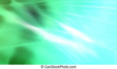 vloeiend, groene, energie, achtergrond