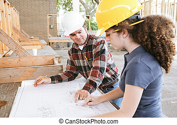 Vocational Training - Blueprints