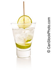 vodka, calce