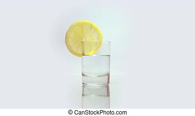 Vodka & Lemon
