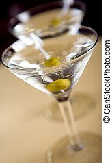 vodka, martini
