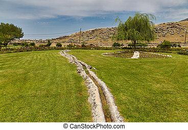 vodovod, hierapolis