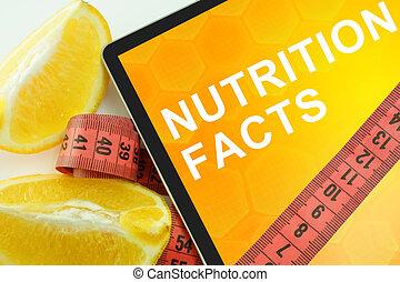 voeding feiten