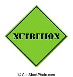 voeding, meldingsbord