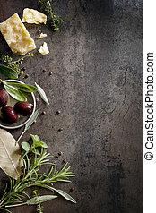 Voedingsmiddelen, achtergrond