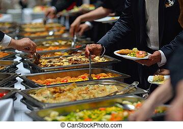 voedingsmiddelen, buffet