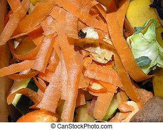 voedingsmiddelen, composting, kliek