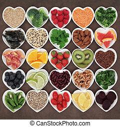 voedingsmiddelen, detoxicatie, beauty