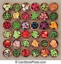 voedingsmiddelen, fantastisch, sampler