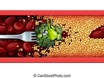 voedingsmiddelen, geneeskunde