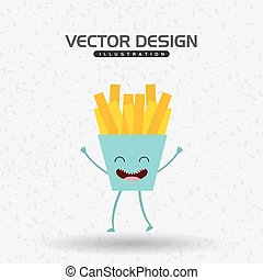 voedingsmiddelen, karakter, ontwerp