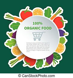 voedingsmiddelen, organisch