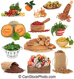 voedingsmiddelen, sampler