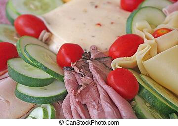 voedingsmiddelen, schotel