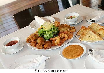 voedingsmiddelen, thai