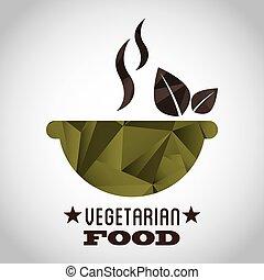voedingsmiddelen, vegetariër