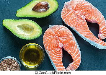 voedingsmiddelen, vetten, omega-3