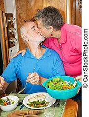 voedsel dienst, kus
