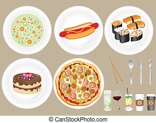 voedsel en drank