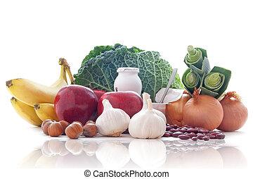 voedsel, (prebiotic), probiotic