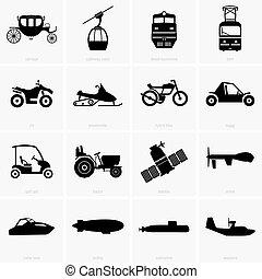 voertuigen, vervoer