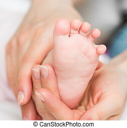 voet, baby